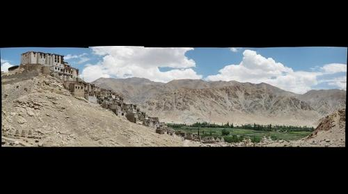 Chemre Monastery, Ladakh