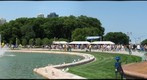 Buckingham Fountain-Taste of Chicago-4th of July Weekend