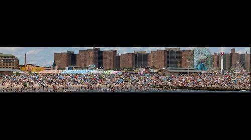 Coney Island July 4th 2009