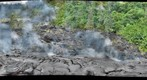 Kilauea-active flowfield-fresh pahoehoe