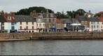 Anstruther harbour from the old pier.