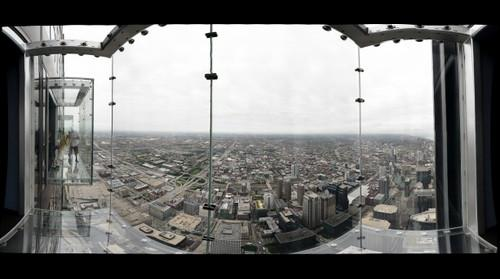 The Ledge at the Sears Tower Skydeck