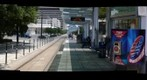 Houston, Texas: Ensemble/HCC MetroRail Redline Station - Interesting People 7/16