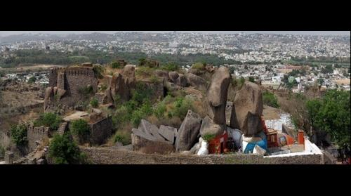 Golkonda Panorama