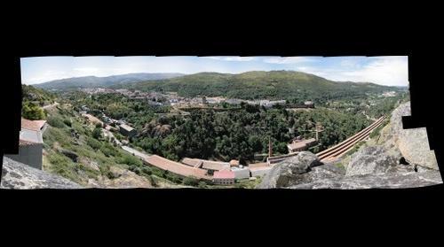 Béjar (Salamanca) Spain _ desde el Ventorro Pelayo