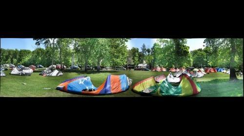 Kiteboarding Malmo  - Grassy Park