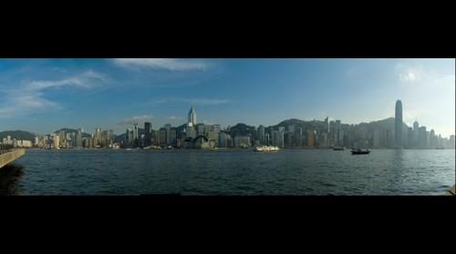 Central District - Hong Kong - Dusk
