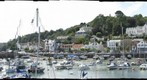 St Aubin Harbour (1/3 view) Jersey