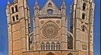 Catedral de Len - Frontal (Pulchra Leonina) - Leon (SPAIN)