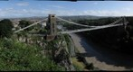GP26 Clifton Bridge and River Avon 3 (from camera obscura observatory)