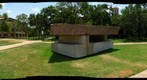 Rice University:  Engineering Quad, Granite Slabs and Keck Hall Tower 3/4 - a 360 Panorama