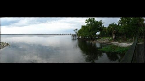 Clifton Springs on Lake Jessup near Oviedo Fl