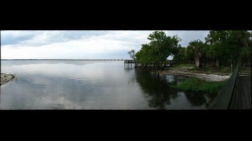 Clifton Springs on Lake Jessup near Oviedo Fl