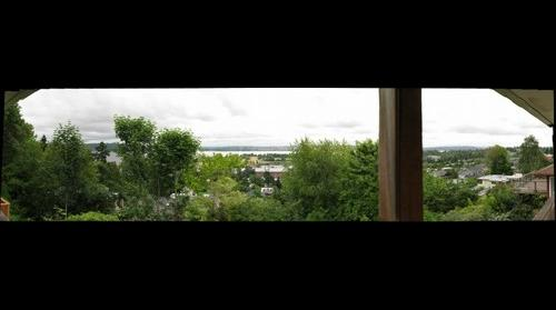 Pano from Scott's House