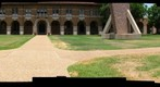 Rice University: Engineering Quad  45-90-180 2/4 - a 360 Panorama