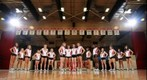 Youngstown State University Vollyball Team sharpened