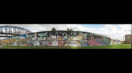 St. Louis Graffiti Wall