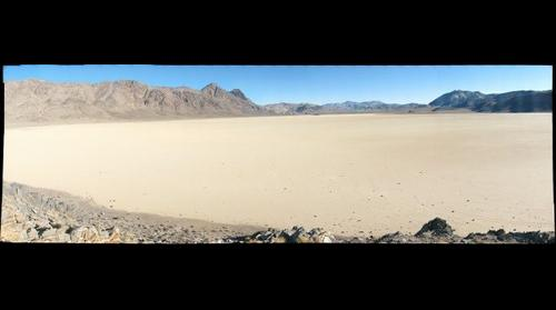 Racetrack Playa, Death Valley National Monument