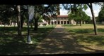 Rice University: Keck Hall - Golden East Door - a 360 Panorama