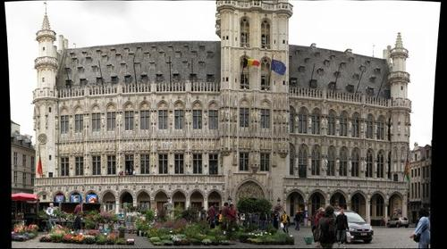 City Hall, Grand'Place Brussels BELGIUM