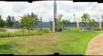 Rice University: Reckling Park and Audrey Moodey Ley Plaza - a 360 Panorama