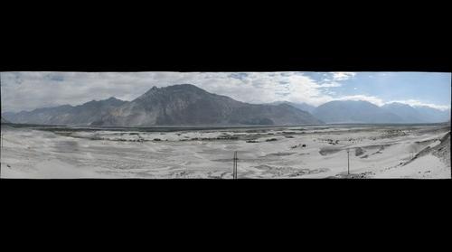 Sand Dunes Nubra Valley, Ladakh, India