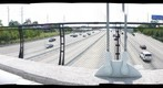 Houston, Texas: Infamous Hazard Street Overpass - a 360 Panorama