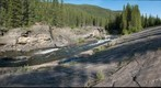 Livingstone River, Alberta, Canada