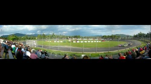 Groveton Race Track