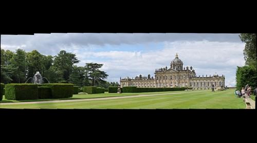 Castle Howard - My 1st ever Gigapan