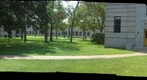 Rice University: Fields Surrounded By Herzstein Hall, Anderson Hall, Keck Hall  Brown Hall and Valhalla - a 360 Panorama