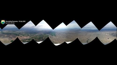 HARBOR Descending Panorama