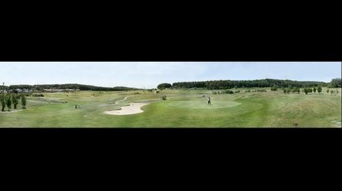 "Golfclub ""Barbarossa"" Mackenbach bei Kaiserslautern"