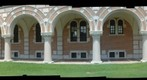 Rice University: Academic Quad and Cloisters - Southeast Corner (Lovett Hall-Sewall Hall) - a 360 Panorama