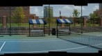 Rebekka and Mecklin: 100th Rice University GigaPan - Jake Hess Tennis Stadium - an Action-Filled 360 Panorama