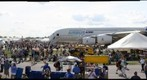 Airshow Crowd, Aeroshell Square -- EAA AirVenture 2009