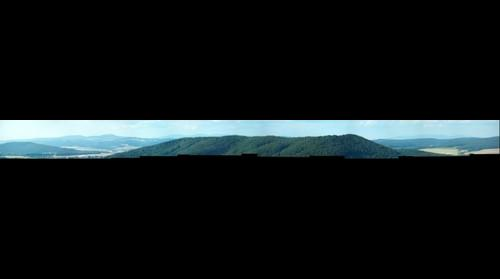 Pastyrka - horizont