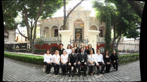 Graduados de Psicología turno intermedio Universidad de Londres Agosto de 2009