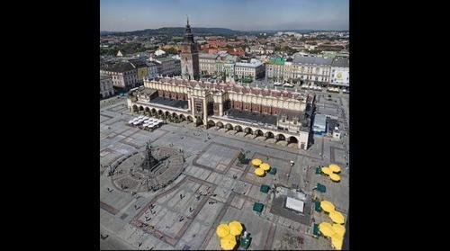 Rynek Glowny - Krakow.- Poland