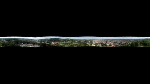 Bielefeld 360 Grad vom Sparrenberg aus