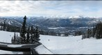 View from Christine's deck, Blackcomb Mountain, Whistler, BC