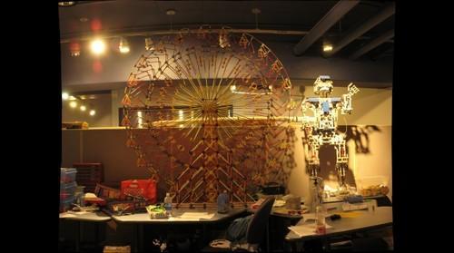 Kinex Ferris Wheel