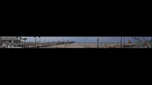 Huntington Beach Pier Plaza