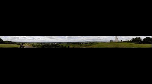 360 degree View from Tandle Hill Country Park