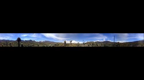 Loma Bonita -  entre Laguna Del Otun y Laguna La Leona