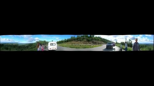 First Panorama