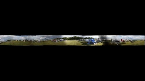 Airventure 2009 - Cessnas to Oshkosh Base Camp