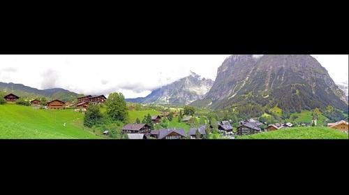 Grindelwald, Bern, Suisse