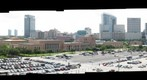 Rice Stadium: Cheap-Seats View of the Houston Skyline - *Fantastic* - a 360 Panorama