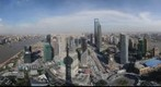 Shanghai 360 from Oriental Perl Tower viewpoint